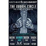 The complete Dudnik Circle series: (Mafia Romance 4-Book Box Set)