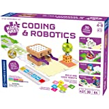 Thames & Kosmos 567012 Kids First Coding & Robotics | No App Needed | Grades K-2 | Intro To Sequences, Loops, Functions, Cond