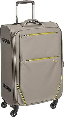 [ヒデオワカマツ] スーツケース ソフト フライII超軽量 無料預入 拡張時54L 85-76010 49L 65.5 cm 2.6kg