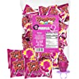 Ring Pop Individually Wrapped Purple Very Berry Punch Party Pack – 30 Count Very Berry Punch Flavored Purple Candy Lollipop S