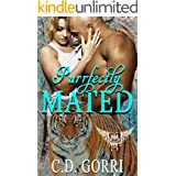 Purrfectly Mated: Paranormal Dating Agency (A Maverick Pride Tale Book 1)
