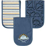 Gerber Baby Boys' 3-pack Terry Burp Cloth