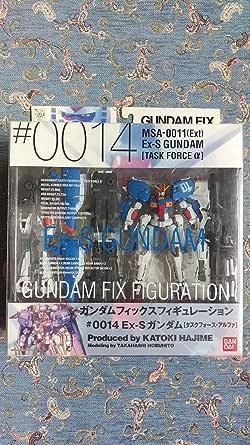 GUNDAM FIX FIGURATION # 0014 EX-Sガンダム [タスクフォースアルファ]
