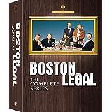 Boston Legal Complete Collection Season 1-5 DVD