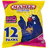 Mamee BBQ Mamee Snack (Family Pack), 12ct
