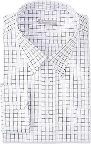 [ドレスコード101] 長袖 ワイシャツ メンズ (選べる ビジネスでもカジュアルでも使える レギュラーカラー) 形態安定 シャツ SB