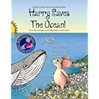 Harry Saves The Ocean: Teaching children about sea pollution…