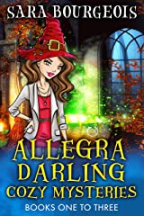 Allegra Darling Cozy Mysteries: Books One to Three Kindle Edition