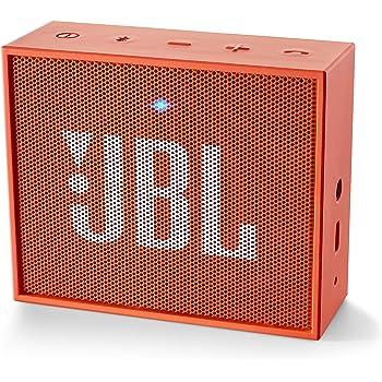 JBL GO Bluetoothスピーカー ポータブル オレンジ JBLGOORG 【国内正規品】