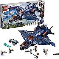 LEGO Marvel Avengers: Avengers Ultimate Quinjet 76126 Building Kit
