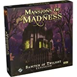 Fantasy Flight Games MAD26 Mansions of Madness Sanctum of Twilight Expansion Strategy Game