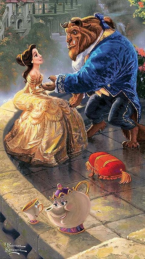 ディズニー 美女と野獣 XFVGA(480×854)壁紙 画像40813 スマポ