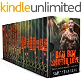 Bad Boy Shifter Love: Paranormal Romance Collection
