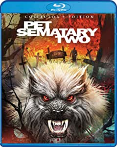 Pet Sematary Two (Collector's Edition) [Blu-ray]