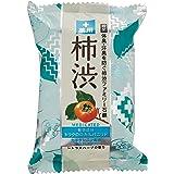 ペリカン石鹸 薬用ファミリー 柿渋石けん 80グラム (x 2)