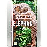 Elephant Adopt It - Charity Animal Adoption Tin