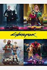 The World of Cyberpunk 2077 Kindle Edition