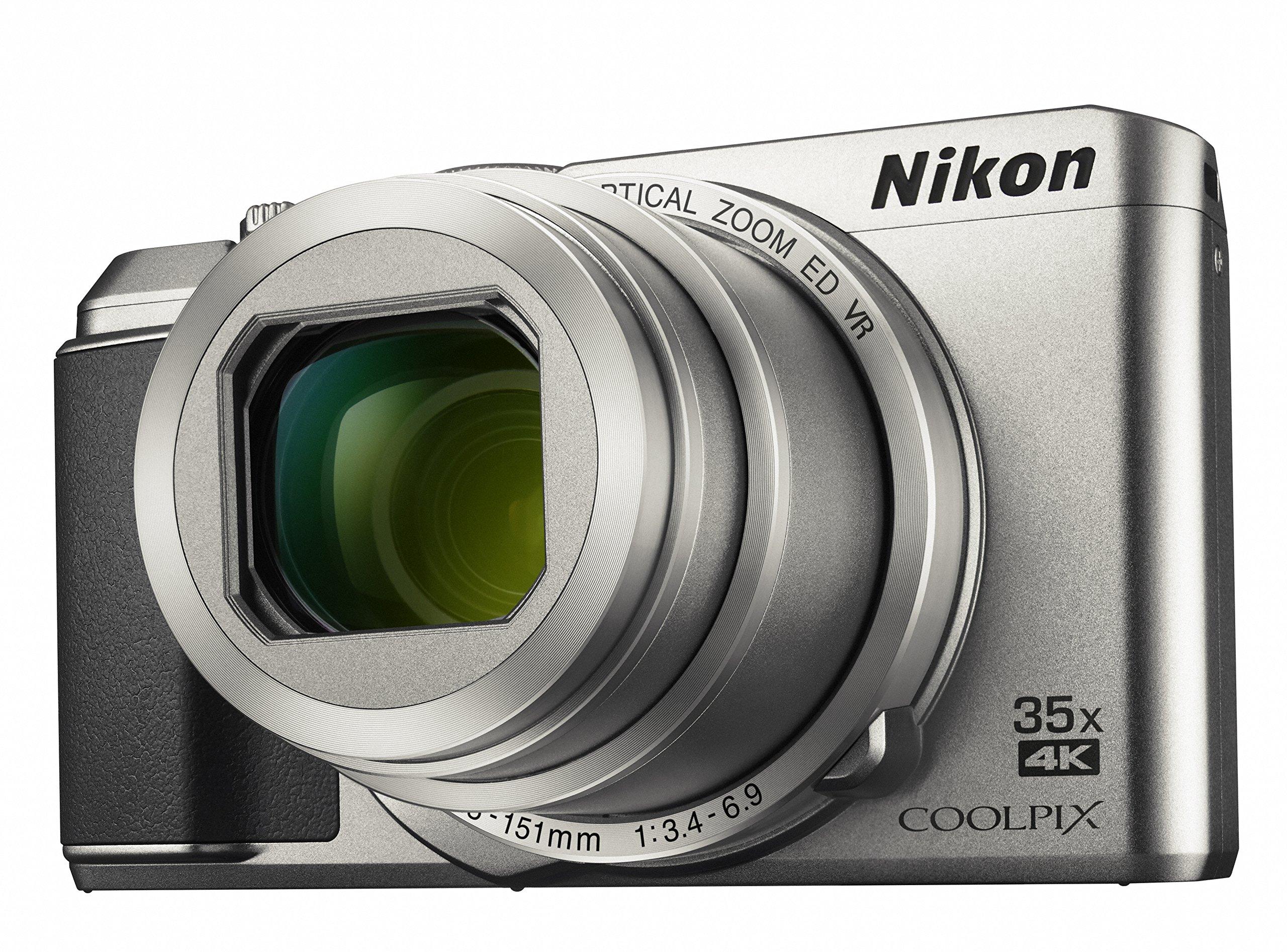 Nikon デジタルカメラ COOLPIX A900 光学35倍ズーム 2029万画素