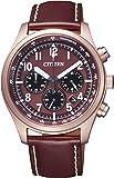 [シチズン]CITIZEN 腕時計 Citizen Collection シチズン コレクション Eco-Drive エコ・ドライブ ミリタリーモデル クロノグラフ CA4003-02X メンズ