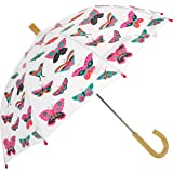 Hatley Little Girls' Classic Printed Umbrella