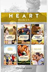 Heart Box Set 1-6 Oct 2020/Secrets of Forever/Her Sweet Temptation/Home for the Baby's Sake/Montana Dreams/A Hero for the Holidays/A Ranger for (Forever, Texas Book 22) Kindle Edition