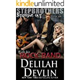With His Rock Band (Stepbrothers Stepping Out Book 9)