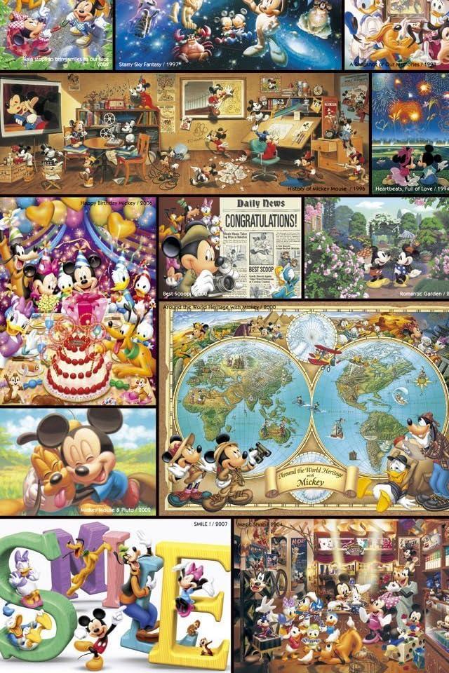 ディズニー iPhone(640×960)壁紙アニメ画像5678 スマポ