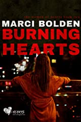 Burning Hearts (the women of hearts Book 2) Kindle Edition