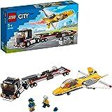 LEGO®CityAirshowJetTransporter60289BuildingKit