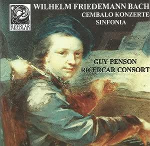 Cembalokonzerte/Sinfonien [UK-Import]