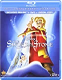 Sword in the Stone(B+D/50th An [Blu-ray] [Import]