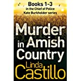 Murder in Amish Country: Kate Burkholder Books 1-3