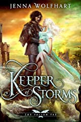 Keeper of Storms (The Fallen Fae Book 3) Kindle Edition