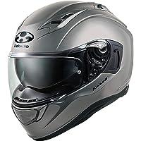 オージーケーカブト(OGK KABUTO)バイクヘルメット フルフェイス KAMUI3 クールガンメタ (サイズ:XS…