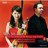 ピアノとヴァイオリンのための作品全集Ⅱ
