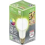 オーム電機 LED電球 E26 60形相当 昼白色 LDA8N-G AG6/RA93 06-3862 OHM