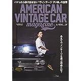 AMERICAN VINTAGE CAR magazine vol.3 (ぶんか社ムック)