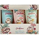 Cath Kidston Gardeners Club Hand Cream Set,