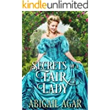Secrets of a Fair Lady: A Historical Regency Romance Book
