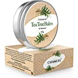 TEA TREE OIL BALM -100% All Natural | Great Antifungal Cream for Soothing Skin Irritations like Eczema, Psoriasis, Itches, Ra