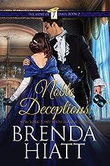 Noble Deceptions (The Saint of Seven Dials Book 2) Kindle Edition