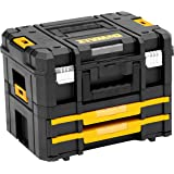 DeWALT デウォルト 工具箱 プラスチック 332×440×326mm DWST1-70702
