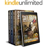 The Safe Haven Box Set: Books 1 to 3 in the Post-Apocalyptic Zombie Horror series