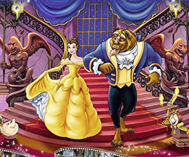 ディズニー  iPhone/Androidスマホ壁紙(960×800)-1 - Beauty & The Beast