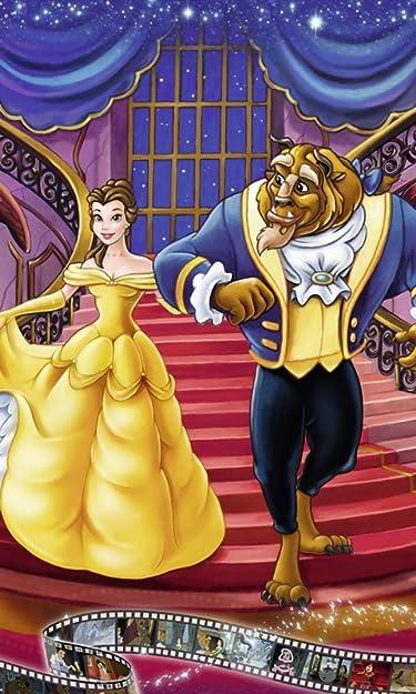 ディズニー  iPhone/Androidスマホ壁紙(480×800)-1 - Beauty & The Beast