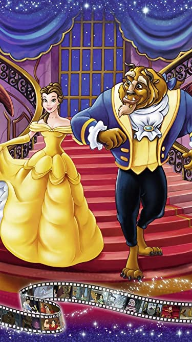ディズニー  iPhone/Androidスマホ壁紙(720×1280)-1 - Beauty & The Beast