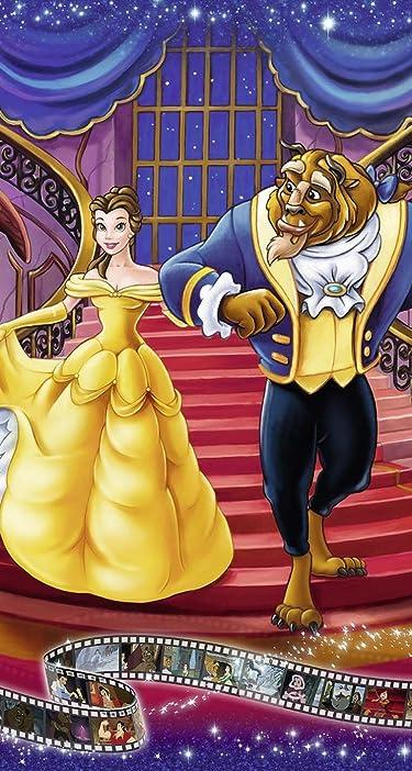 ディズニー  iPhone/Androidスマホ壁紙(744×1392)-1 - Beauty & The Beast