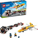 LEGOCityAirshowJetTransporter60289BuildingKit