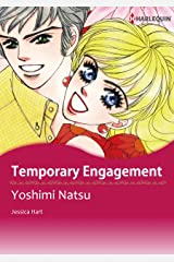 Temporary Engagement: Harlequin comics Kindle Edition