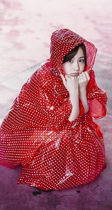 乃木坂46  iPhone/Androidスマホ壁紙(744×1392)-1 - 赤ずきんちゃんのような雨合羽の星野みなみさん